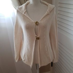 Free people hooded sweater❤❤